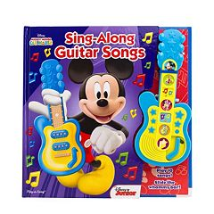 Disney's Mickey Mouse Clubhouse Sing-Along Guitar Songs Book