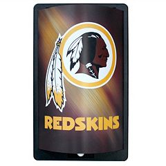 Washington Redskins MotiGlow Light-Up Sign