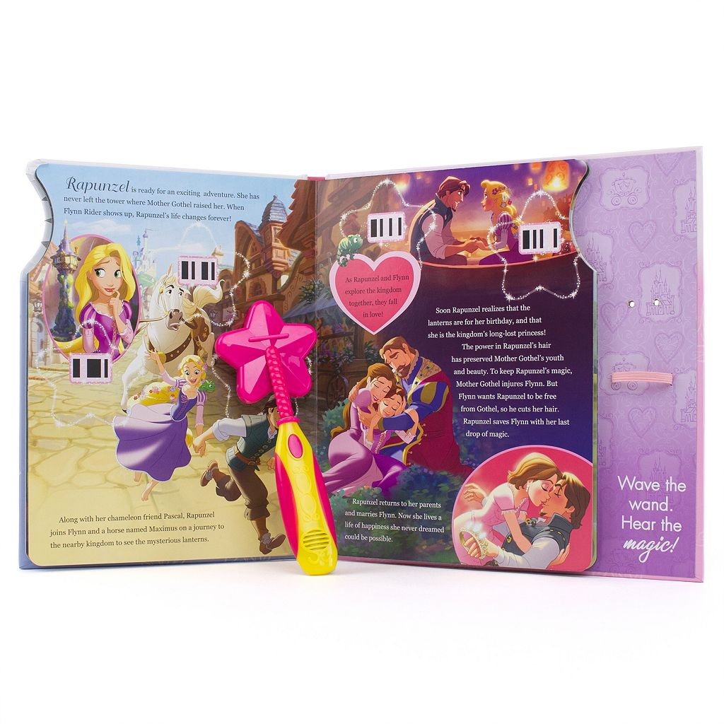 Disney Princess Magical Moments Play-a-Sound Book