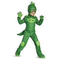 Kids PJ Masks Gekko Deluxe Costume