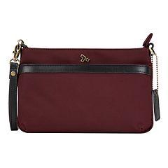 Travelon Anti-Theft LTD Crossbody Clutch Bag