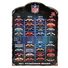 NFL Magnetic Standings Board