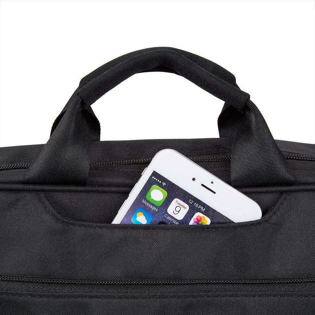 Travelon Anti-Theft Urban Laptop Messenger Briefcase