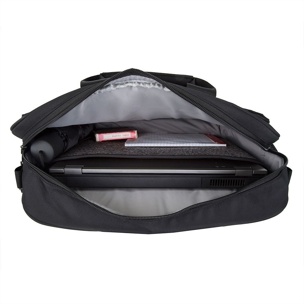 Travelon Anti-Theft Urban Laptop Messenger Briefcase