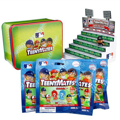 MLB TeenyMates Collector Tin Set