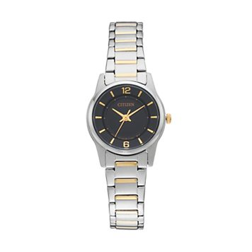 Citizen Women's Two Tone Stainless Steel Watch - ER0184-53E