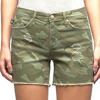 Women's Rock & Republic® Hula Camouflage Shorts