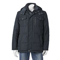 Men's Towne Tubular Quilted Parka