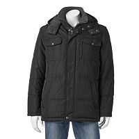 Big & Tall Towne Tubular Quilted Parka