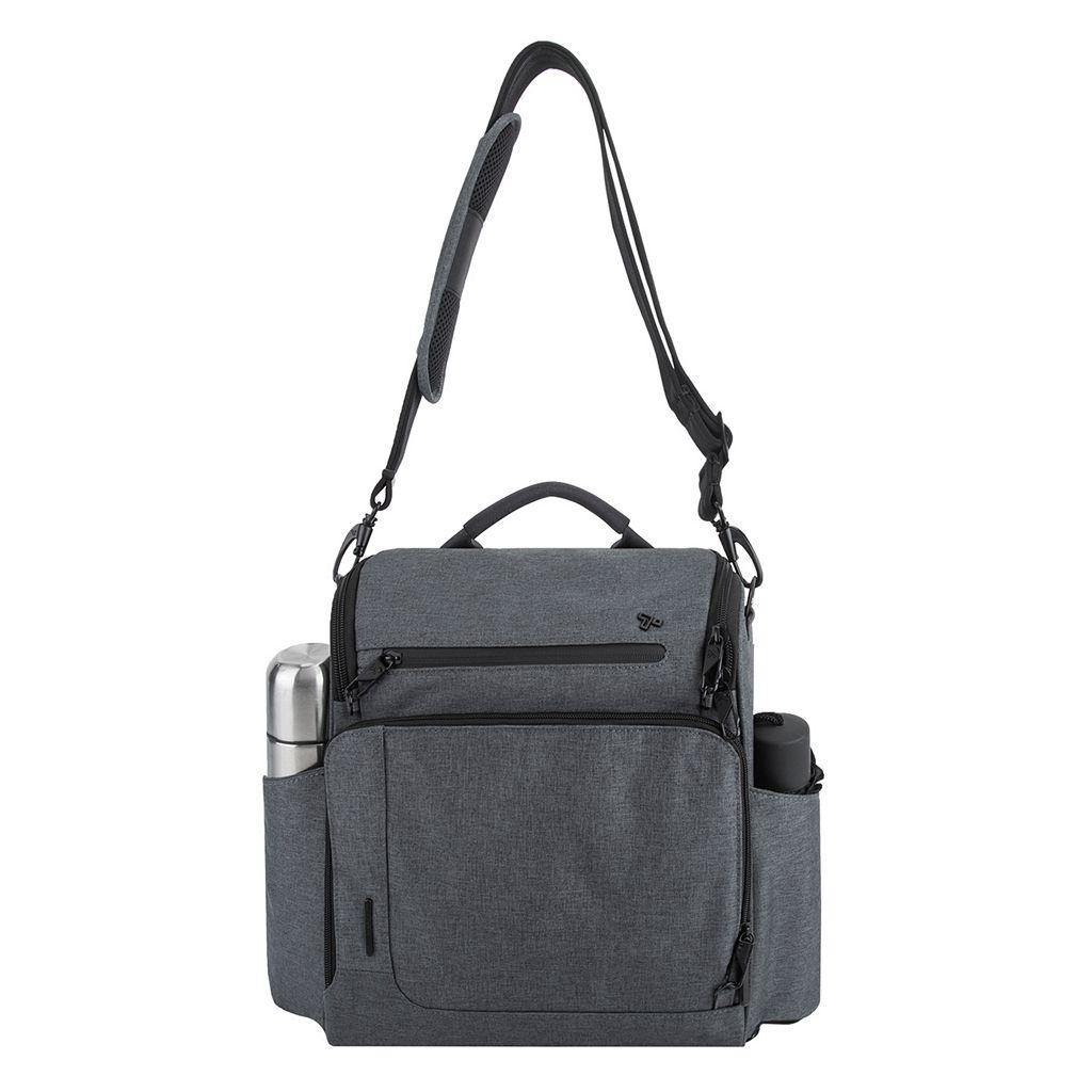 Travelon Anti-Theft Urban North-South Messenger Bag