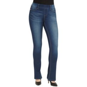 Women's' Seven7 Pull-On Bootcut Jeans