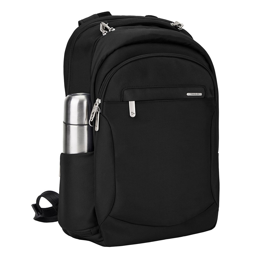 Travelon Anti-Theft Classic 15.6-inch Laptop Backpack
