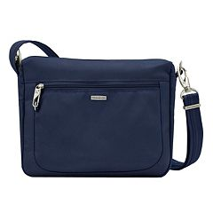 Travelon Anti-Theft Classic East-West Crossbody Bag