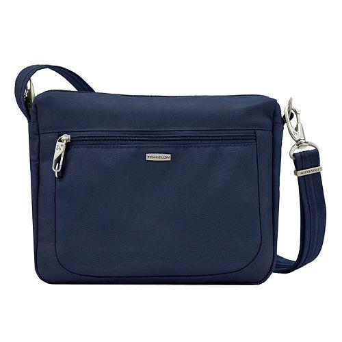Travelon Anti-Theft Classic East-West Crossbody Bag