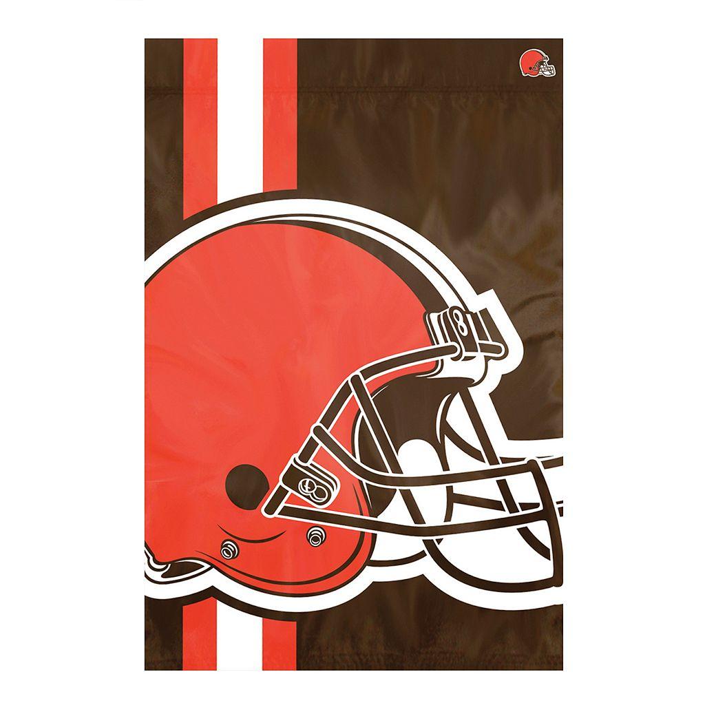 Cleveland Browns Bold Logo Banner Flag