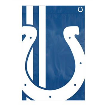 Indianapolis Colts Bold Logo Banner Flag