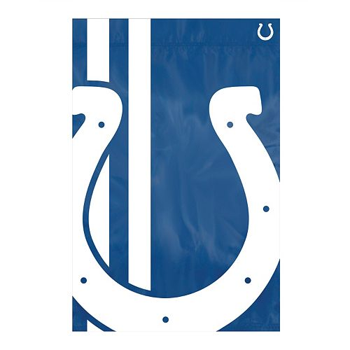 Indianapolis Colts Bold Logo Banner Flag