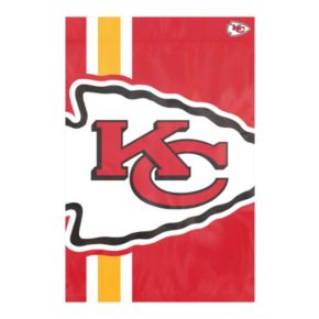 Kansas City Chiefs Bold Logo Banner Flag
