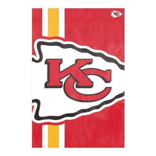 Kansas City Chiefs Bold Logo Banner Flag