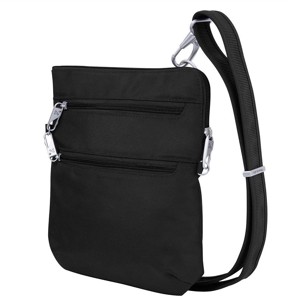 Travelon Anti-Theft Classic Slim Crossbody Bag
