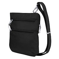 Travelon Anti-Theft Classic Slim Crossbody Bag
