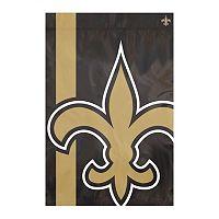 New Orleans Saints Bold Logo Banner Flag