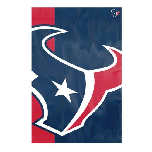 Houston Texans Bold Logo Banner Flag