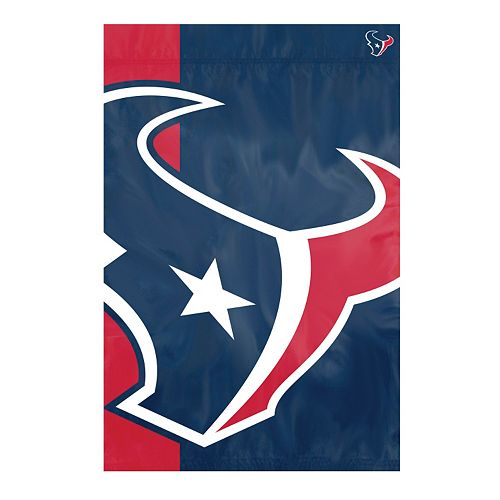 Houston Texans Bold Logo Banner Flag