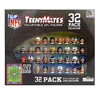 NFL TeenyMates Quarterback 32-Piece Gift Set