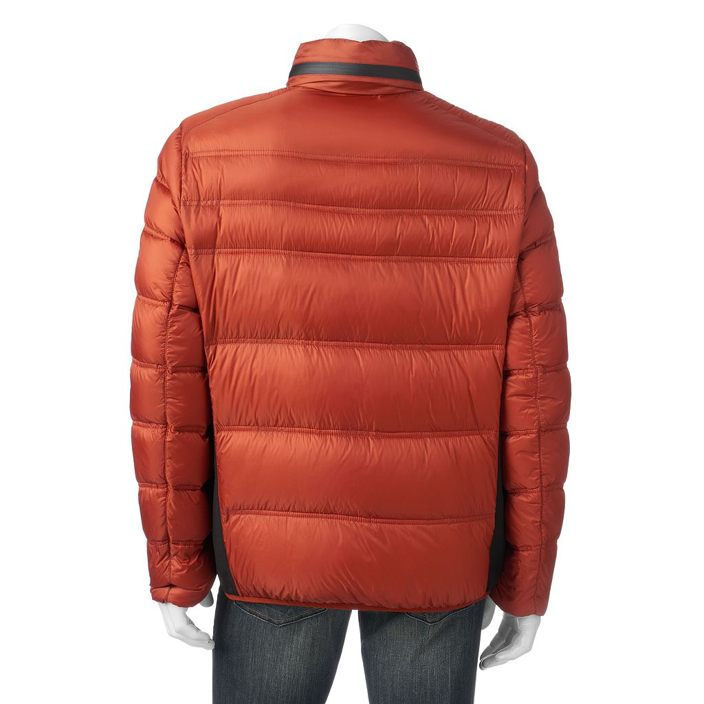 Men's Towne Hipster Puffer Coat
