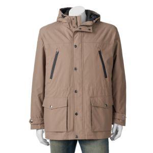 Men's Towne 3-in-1 Hooded Anorak Jacket