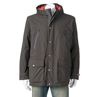 Men's Towne 3-in-1 Hooded Anorak Jacket