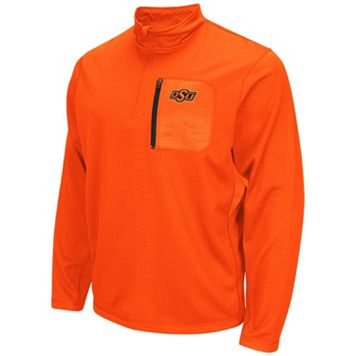 Men's Campus Heritage Oklahoma State Cowboys Surge Fleece Pullover