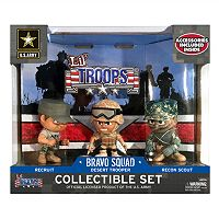 United States Army Lil' Troops Bravo Squad 3-Pack Set
