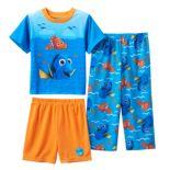 Disney / Pixar Finding Dory & Nemo Toddler Boy Waves 3-pc. Pajama Set