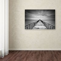 Trademark Fine Art Withstand Canvas Wall Art