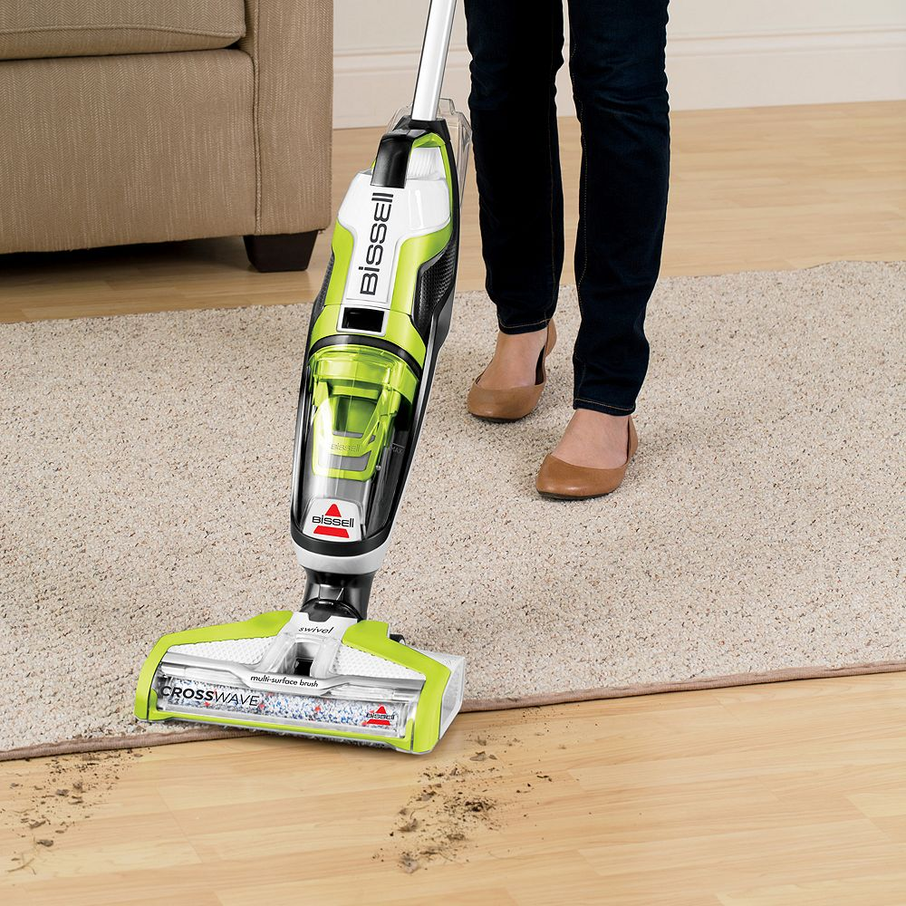 Bissell crosswave all in one multi surface wet dry vac 1785 dailygadgetfo Choice Image