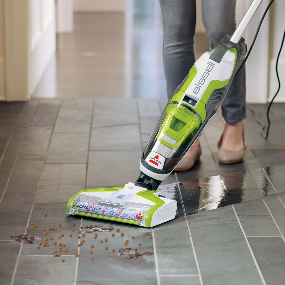 bissell crosswave all in one multi surface wet dry vac 1785