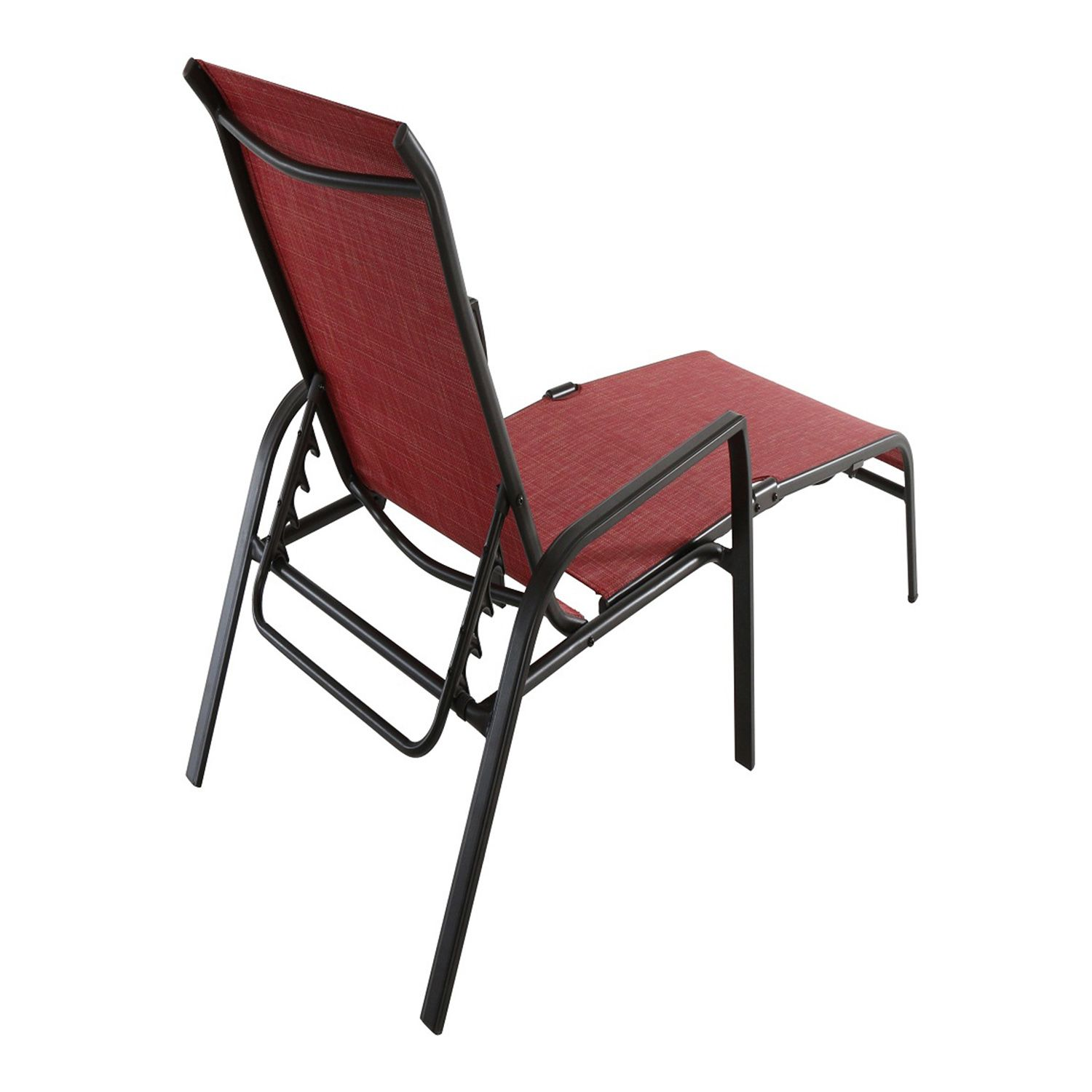 Coronado Outdoor Folding Chaise Lounge Chair
