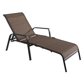 Sonoma Goods For Life Coronado Outdoor Folding Chaise
