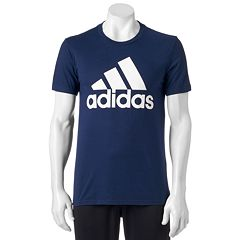 Big & Tall adidas Logo Performance Tee