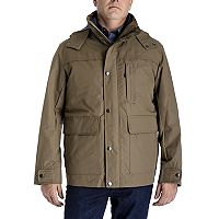Men's Tower by London Fog 3-in-1 Hooded Parka