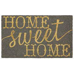 Mohawk® Home ''Home Sweet Home'' Coir Doormat - 18'' x 30''