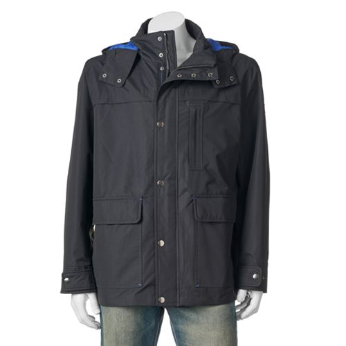 Big & Tall Towne 3-in-1 Hooded Parka