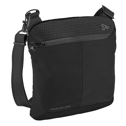 18f806b1f9 Travelon Anti-Theft Active Crossbody Bag