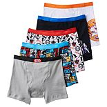 Boys 4-8 Star Wars 5-pack Boxer Briefs