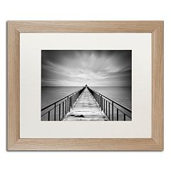 Trademark Fine Art Withstand Light Finish Framed Wall Art