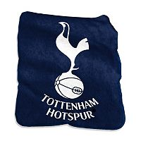 Logo Brand Tottenham Hotspur F.C. Raschel Throw Blanket