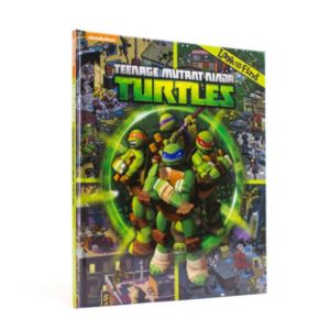 Teenage Mutant Ninja Turtles Look & Find Book