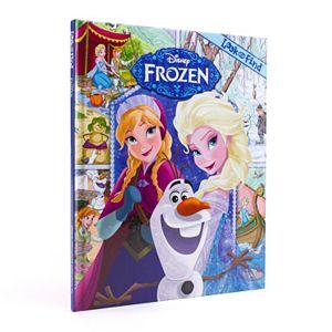 Disney's Frozen Look & Find Book